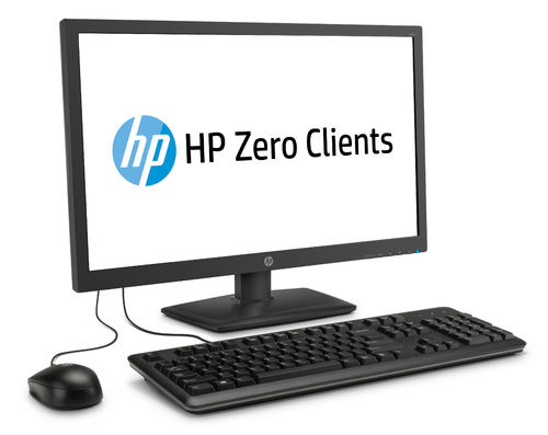 HP t310 - Zero Client - All-in-One
