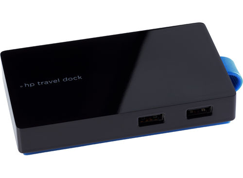 HP USB Travel Dock
