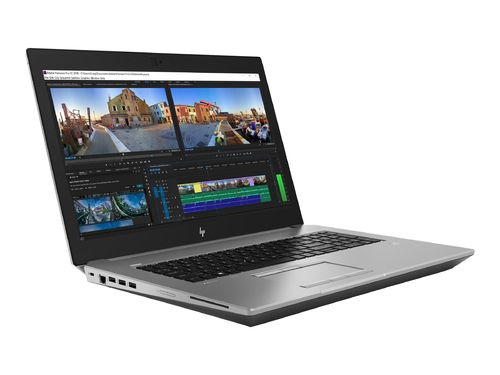 HP ZBook 17 G5 Moible Workstation