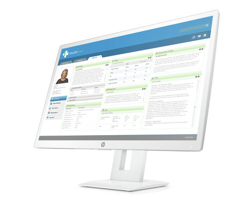 HP HC271p Clinical Review Monitor